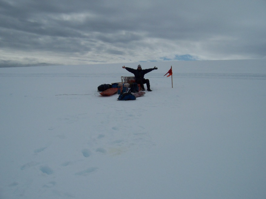 Antarctica 2005_ gear